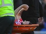 Защитник «Сток Сити» сломал ногу в игре с «Сандерлендом»