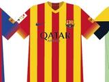 В следующем сезоне «Барселона» предстанет в цветах Каталонии