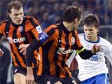 «Днепр» привез на матч с «Шахтером» всего 16 футболистов
