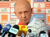 Николай Павлов: «Я принял самое сложное решение в тренерской карьере»