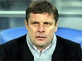Олег Лужный: «С болельщиками я попрощался до следующего матча»