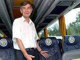 Водитель «Динамо» Виктор СТАРЧА: «Тренер обязательно заходит в автобус последним — закон моря!»