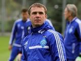 Сергей РЕБРОВ: «Франция — это вызов для нашей сборной»