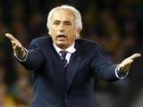 Вахид Халилходжич пожаловался в ФИФА на Федерацию футбола Японии