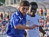 «Таврия» — «Заря» — 3:1. После матча. Альтман: «Пытались играть в футбол, но соперник не позволял»