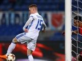 Агент Алекс Великих: «Удачное выступление Цыганкова в матче с «Лацио» значительно подняло его трансферную стоимость»