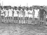 фото Динамо Киев, которое играло в 1963 году на Кубе в Камагуэйе товарищеский матч с молодёжной сборной Кубы