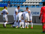 Юношеская лига УЕФА. «Динамо» побеждает «Бенфику»