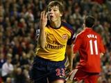 Фримпонг: «Аршавин был худшим на тренировках «Арсенала»
