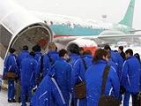 Молодежная команда «Динамо» отправилась на Кипр