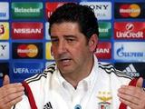 Руй ВИТОРИЯ: «Наша цель — это четвертьфинал Лиги чемпионов»