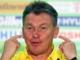 Олег БЛОХИН: «Возглавить сборную Украины мне пока не предлагали»