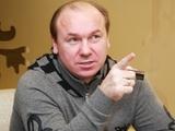 Виктор Леоненко: «Ахметову никогда не выиграть Лигу чемпионов с Адриано»