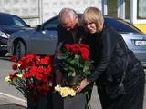 Родители Андрея Гусина: «Памятник отражает сущность сына»