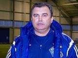 Вадим ЕВТУШЕНКО: «Пока еще рано говорить о реализации моего видения футбола в «Динамо-2»