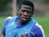 Юссуф играет за сборную Нигерии