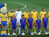 Украина — Австрия: стартовые составы команд