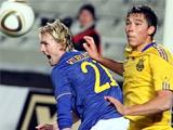 Украина — Швеция — 1:1, пен. — 5:4. Отчет о матче
