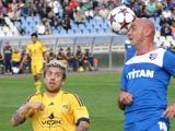 «Таврия» — «Металлист» — 0:3. После матча. Христопулос: «Разница между двумя командами — огромная»