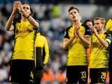 Дортмундская «Боруссия» — первый клуб в истории Лиги чемпионов, вышедший в Лигу Европы с двумя очками