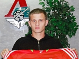 Александр АЛИЕВ: «Отец пожелал мне удачи в «Локомотиве»