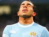 Тевес начнет с дубля «Манчестер Сити»