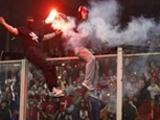 Четырём сербским фанатам запрещён въезд в Италию