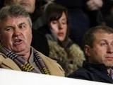 Гус Хиддинк: «Я уже работаю в «Челси»