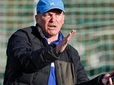 Олег БЛОХИН: «Главное, что мы забиваем»