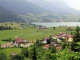 Тренировочное поле сборной Украины в Австрии: панорамный вид (ФОТО)