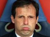 Массимилиано Аллегри: «Милану» не хватает центрального нападающего»