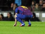 Месси не забил третий пенальти в сезоне