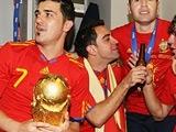 По итогам ЧМ-2010 Федерация футбола Испании получит от ФИФА 23,7 миллиона евро