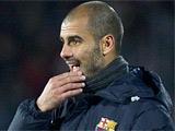 Гвардиола допускает, что «Барселона» может растерять 8-очковое преимущество над «Реалом»