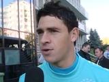 Джулиано: «Я очень рад, что могу сегодня вернуться на поле»