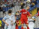 «Севастополь» — «Ворскла» — 0:0. После матча