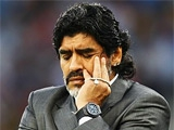 Диего Марадона: «Решение о своей судьбе приму в понедельник»