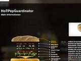 В честь Гвардиолы назвали немецкий гамбургер (ФОТО)