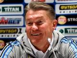 Олег БЛОХИН: «Важно было начать играть»