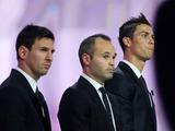 Иностранные СМИ: «Золотой мяч» получит Месси, приз лучшему тренеру – дель Боске