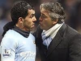 Роберто Манчини: «Тевес сказал, что останется»