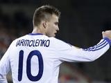 Андрей Ярмоленко — лучший игрок матча «Таврия» — «Динамо»