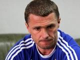 Сергей Ребров: «Вопрос, хочет ли сам Милевский быть в футболе»