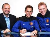 Янузай продлил контракт с «Манчестер Юнайтед» на пять лет