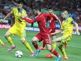 Испания — Украина — 1:0. ФОТОрепортаж (25 фото)