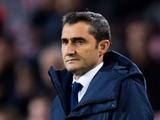 Вальверде: «Хотел избежать встречи с испанскими клубами в 1/4 финала Лиги чемпионов»