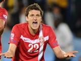 Футболист сборной Сербии извинился за пенальти