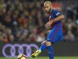 Маскерано 25 января сыграет последний матч за «Барселону»