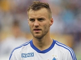 Ярмоленко получил два матча дисквалификации