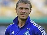 Сергей Ребров: «Шахтер» будет играть против нас с полной отдачей»